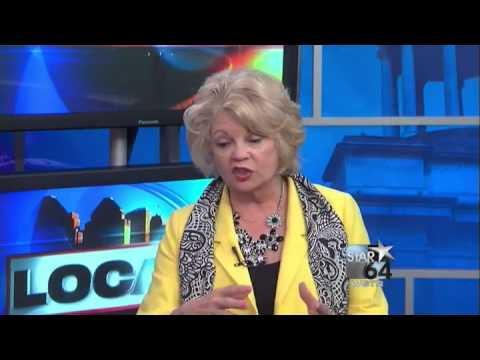 Actress Kathy Garver stops by Local 12