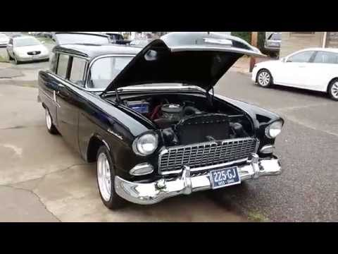 1955 Chevy 210 Station Wagon