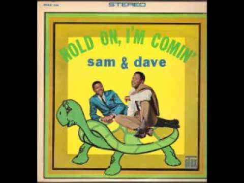 Sam & Dave - Hold On, I'm Comin (full album)
