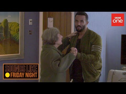 Craig David gets pranked by Greg's fake granny - Sounds Like Friday Night - BBC One