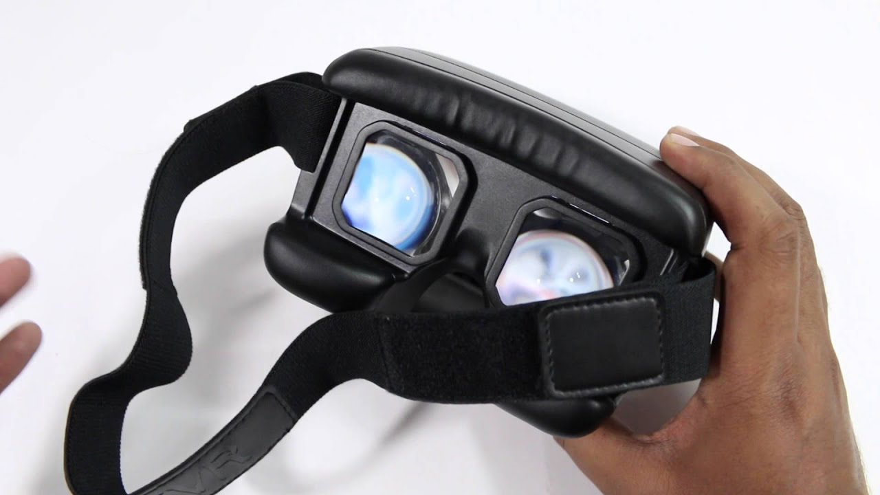 ANT VR Headset & Theatermax (Lenovo K4 Note) Review
