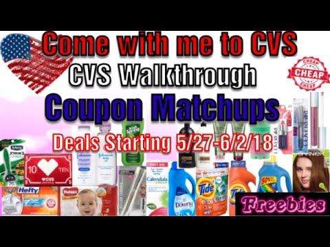 Come with me to CVS CVS Walkthrough Coupon...