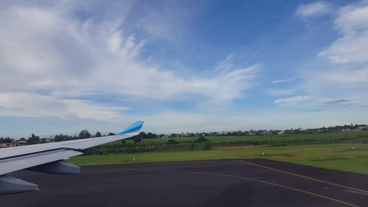 Abflug Mauritius
