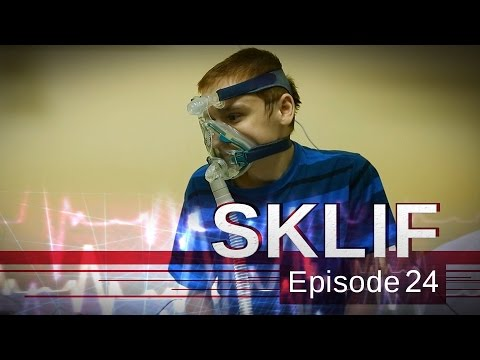 Sklif (E24) Hope for a healthy life: a lung transplant for a cystic fibrosis patient.