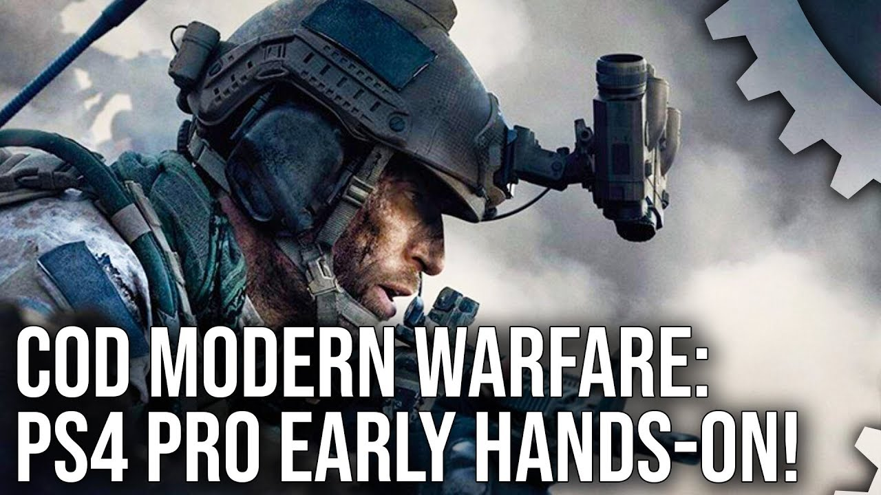 'Call Of Duty: Modern Warfare' Looks Absolutely Stunning With Ray ...