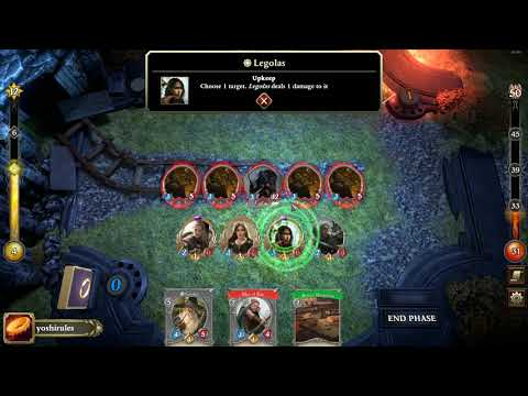 The Lord of the Rings: Adventure Card Game - Shadow's Fall - Flames and Fury |