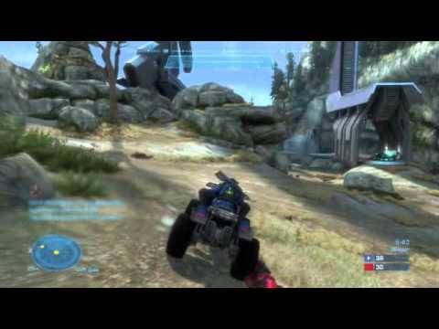 Halo Reach DLC Trailer Tempest Noble Map Pack
