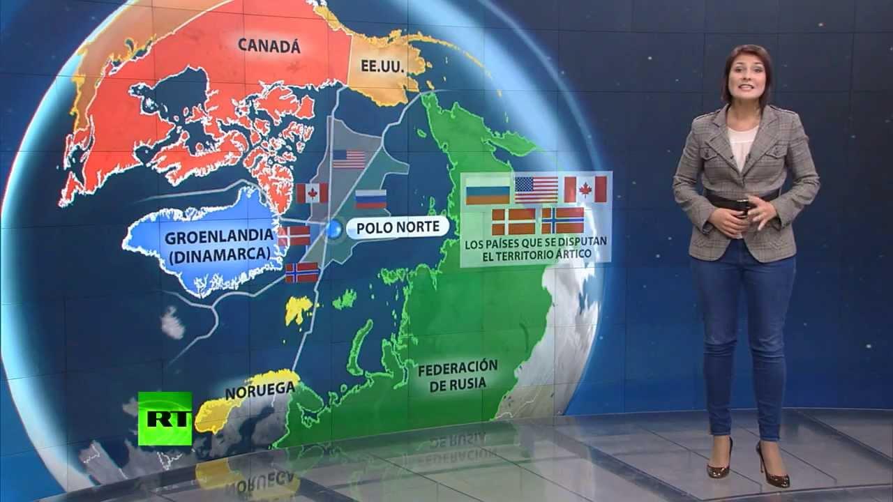 Очень холодная война — битва за Арктику