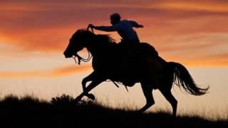 Выйду ночью в поле с конем. Песня группы Любэ.