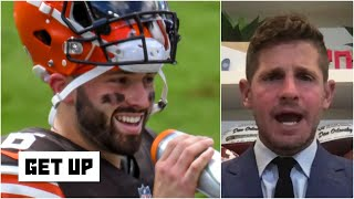 Stop thinking you're Mahomes or Jackson or Wilson! - Dan Orlovsky to Baker Mayfield | Get Up