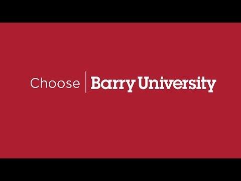 Barry University: Live a Barry Life