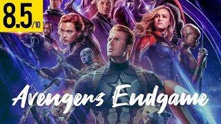 Avengers: Endgame - Filem Avengers Terbaik? (Ulasan)