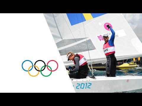 Sailing Star Men Medal Race Full Replay   London 2012 Olympics