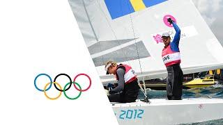 Sailing Star Men Medal Race Full Replay | London 2012 Olympics