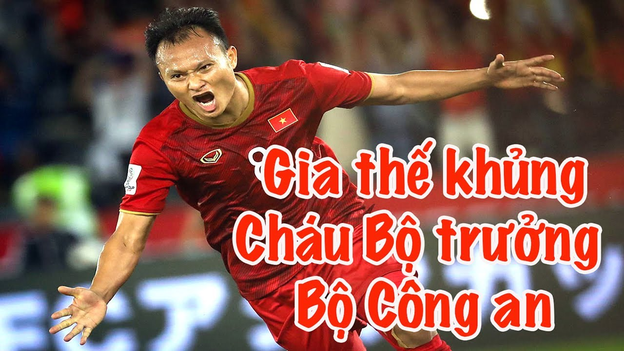 Trọng Hoàng | Ngôi sao bóng đá Việt Nam | Vlog Minh Hải