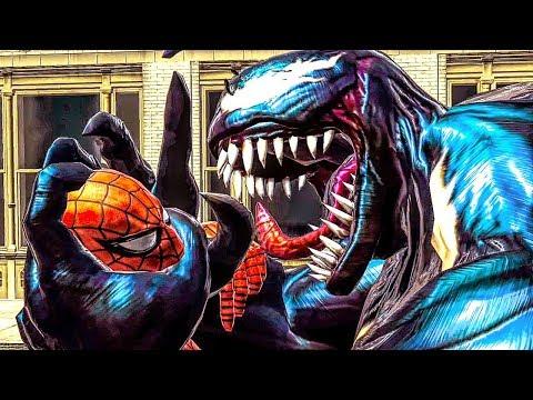 SPIDER-MAN WEB OF SHADOWS All Cutscenes Full Movie [1080p HD]