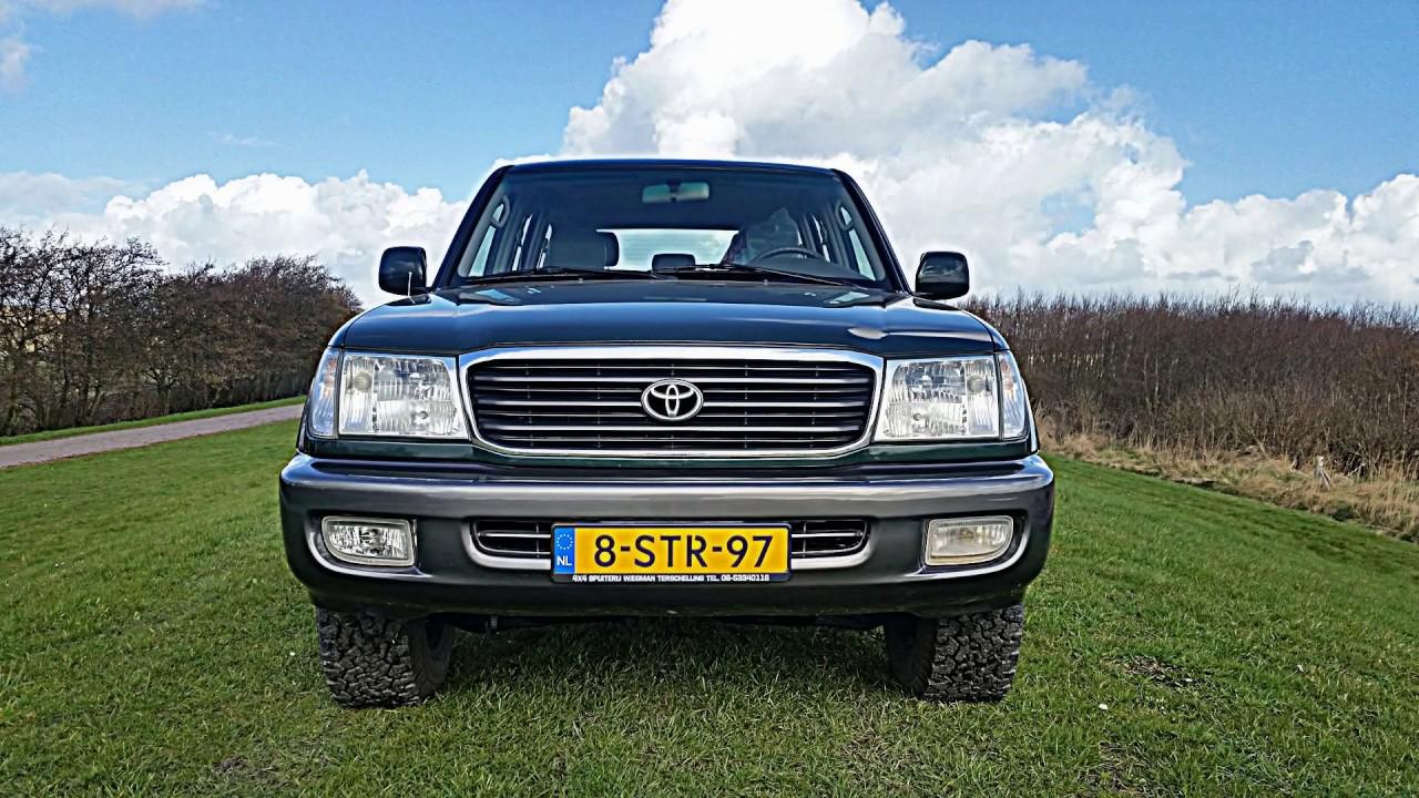 Kekurangan Toyota Land Cruiser 100 Review