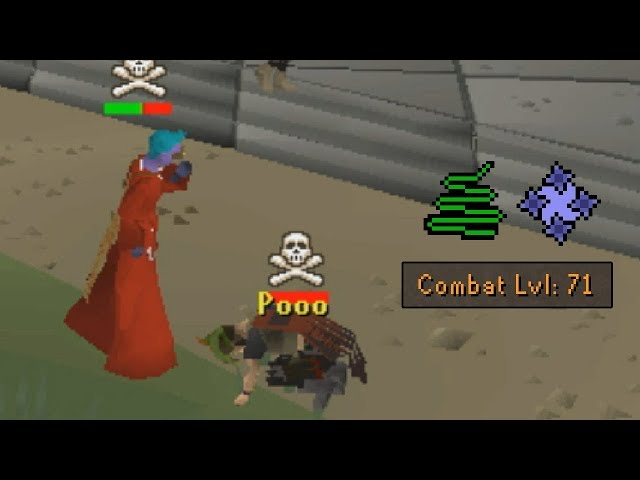 PKing with Teleblocks on a Low Level