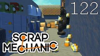 Scrap Mechanic [#122] Mapa Escape by Leo (Mapa Widza)