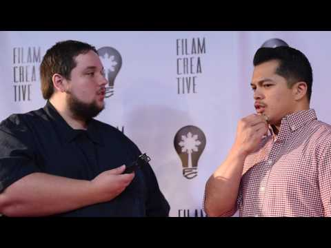 That's My Entertainment interviews Vincent Rodriguez III