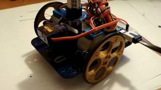 Уроки робототехники. Курс 1 занятие 8 задание 7.