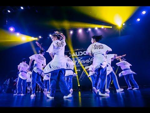 「2016AUDC」Xi'an Eurasia University,Friday Soul