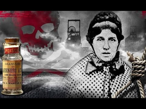 Most Evil Women in History - Mary Ann Cotton