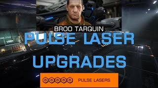 Elite Dangerous: How To Pulse Laser Upgrades