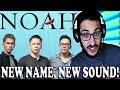 NOAH IS LOOKING FOR LOVE! NOAH Feat. BCL - Mencari cinta reaction Indonesia