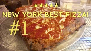 Best Pizza New York: Scarr