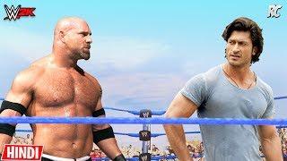 Goldberg vs Vidyut Jammwal fight - Commando 3 2019 Vidyut Jammwal Action Movies – WWE spoof