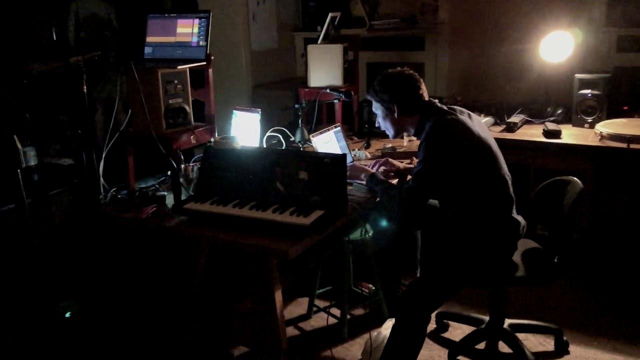 Maison De La Salle brinstaar + gleb glonti — concert dans la salle de cinéma de la maison du  #147