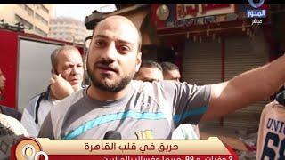 القائم بأعمال محافظ القاهرة ممنوع من الحديث للقنوات الفضائية