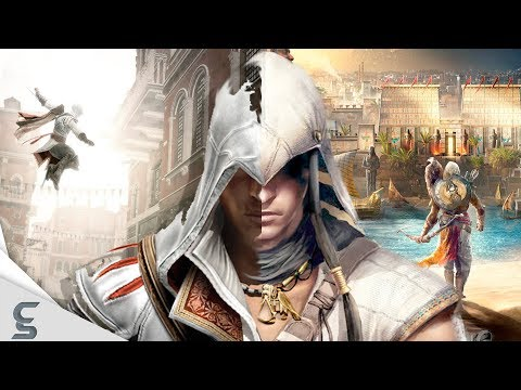 The Evolution of Video Game Graphics: Assassin's Creed (Home Console Edition)