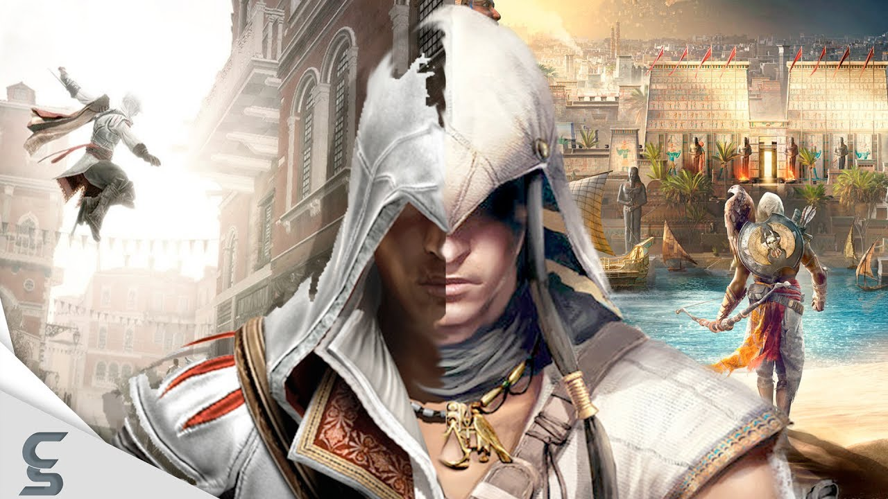 The Evolution of Video Game Graphics: Assassin's Creed ...