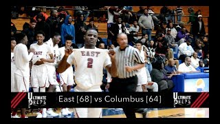 Penny Hardaway's #1 Memphis East WINS in NAIL BITER against Columbus MS | FULL GAME