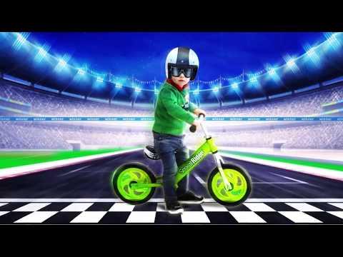 Алюминиевые беговелы Small Rider Foot Racer - новые модели 2018 года