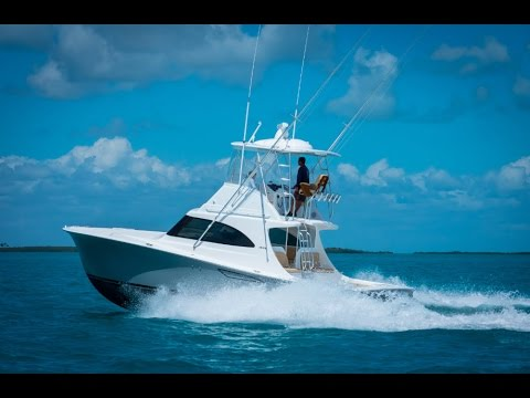 All-New Viking Yachts 37 Billfish - Filmed In The Florida Keys