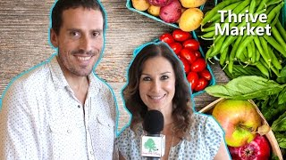 Thrive Market - Healthy Food Delivered To Your Door  -  Green With Tiffany