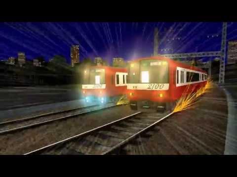 電車でD京急2100形  PV2(修正版) RedLine (VS 京急21XX 〜逝っとけセミナー〜)  