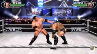 WWE ALL STARS GAMEPLAY DOLPHIN EMULATOR WII )  PC
