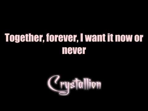 Crystallion - Burning Bridges (Lyrics) [HD]