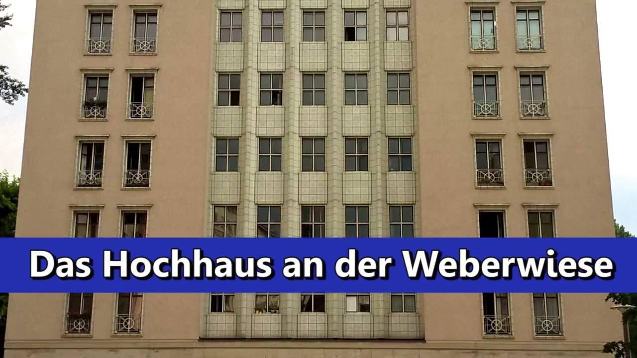 Architektur Und Baudenkmaler Das Hochhaus An Der Weberwiese