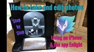 Enlight Photo App