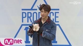 PRODUCE 101 season2 크래커ㅣ주학년ㅣ상큼한 제주소년 @자기소개_1분 PR 161212 EP.0