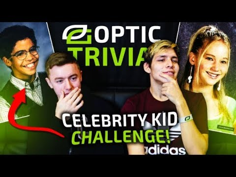 GUESS THAT CELEBRITY!! (OpTic Trivia)