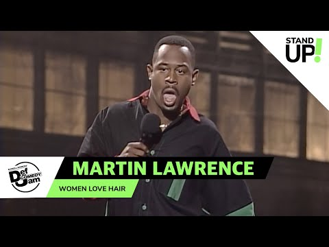Martin Lawrence Roasts the Crowd   Def Comedy Jam   Laugh Out Loud Network