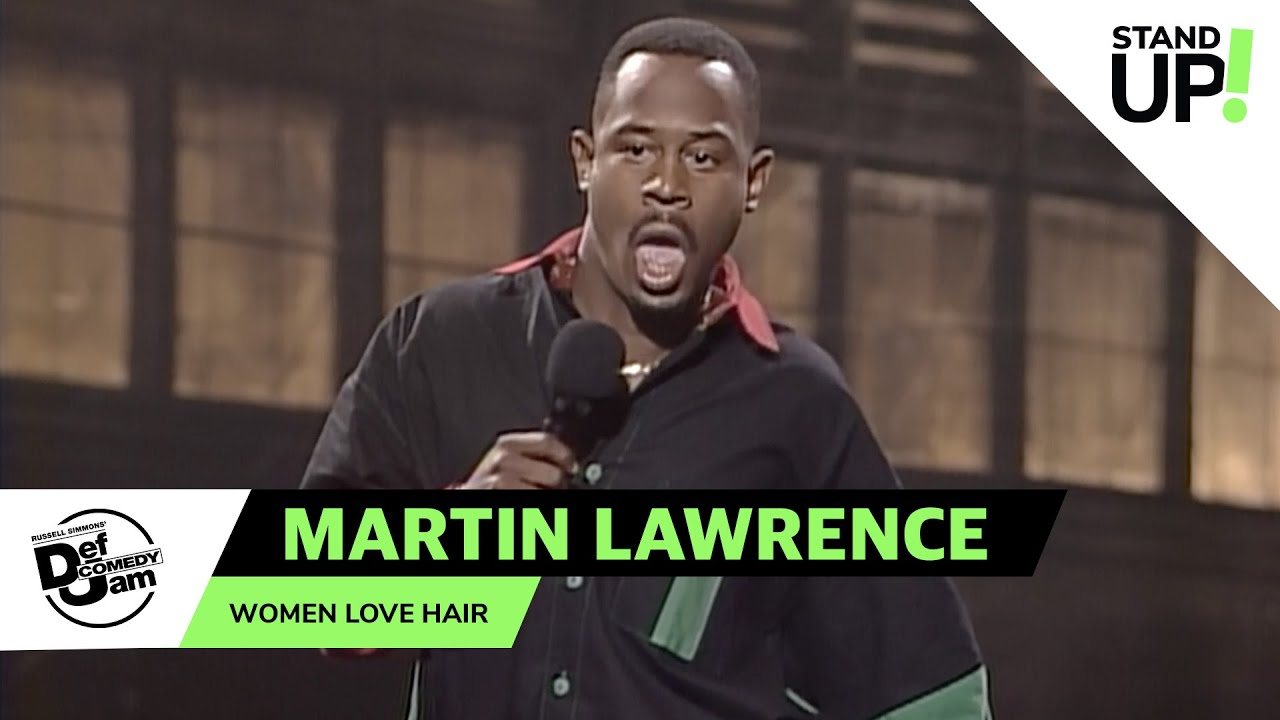 Martin Lawrence Roasts the Crowd | Def Comedy Jam | Laugh Out Loud Network