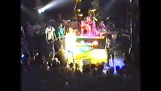 BAD RELIGION live 1989, GRABENHALLE St.Gallen/Switzerland