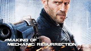 This awesome scene is just one of the many you'll find in action-packed jason statham flick 'mechanic: resurrection'! and wouldn't cours...